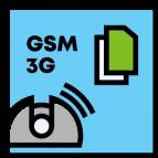 GSM 3G Camera