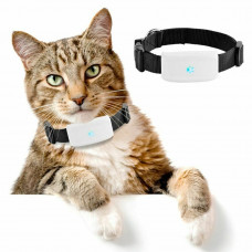 GPS tracker for animal tracking collar