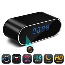 Alarm Clock Spy WIFI Camera