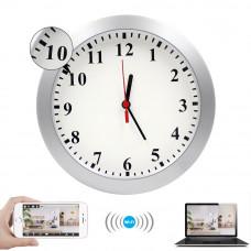 Clock Camera Surveillance Alarm