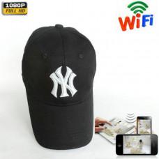 Baseball Cap WIFI Camera