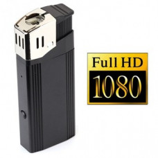 Small Hide Design Camera Lighter