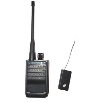CW-03 Micro Wireless Audio Receive Transmitter bug Wireless HD Voice Audio Black Ready To Use Easy