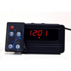 Desktop Hidden Remote Control Camera Clock