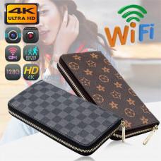 Hand Wallet bag Surveillance WIFI Camera