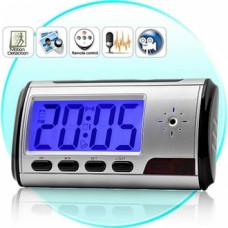 Hidden Camera Clock Remote Control