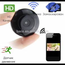 Mini Video Kamera iki ev radio təhlükəsizlik kamerası