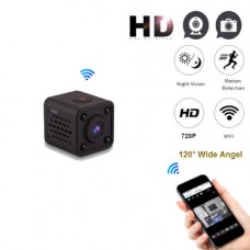 Mini WIFI HD Camera with Night Vision 4 LED
