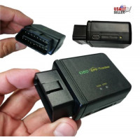 OBD II Auto GPS Tracker Real Time Control