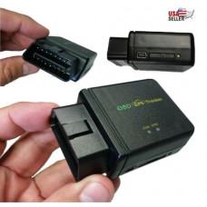 OBD II Auto GPS Tracker Real Time Control