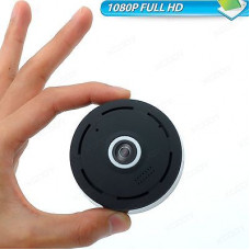 Panoramic WIFI Camera Round Small