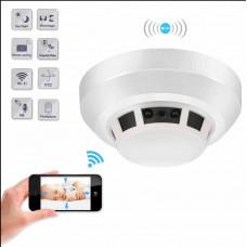 Smart Smoke Alarm Camera WIFI