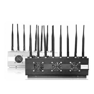 TX-3F8 GSM DCS 3G 4G GPS Glonass wireless signal jammer