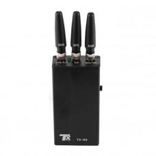TX-N3 Handheld GSM 3G GPS Signal Jammer Cell Phone Blocker