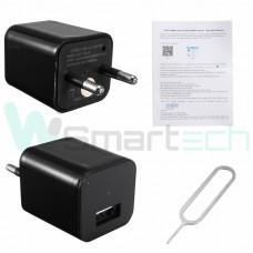 WIFI Portable Camera Wall Charger Adapter EURO PLUG
